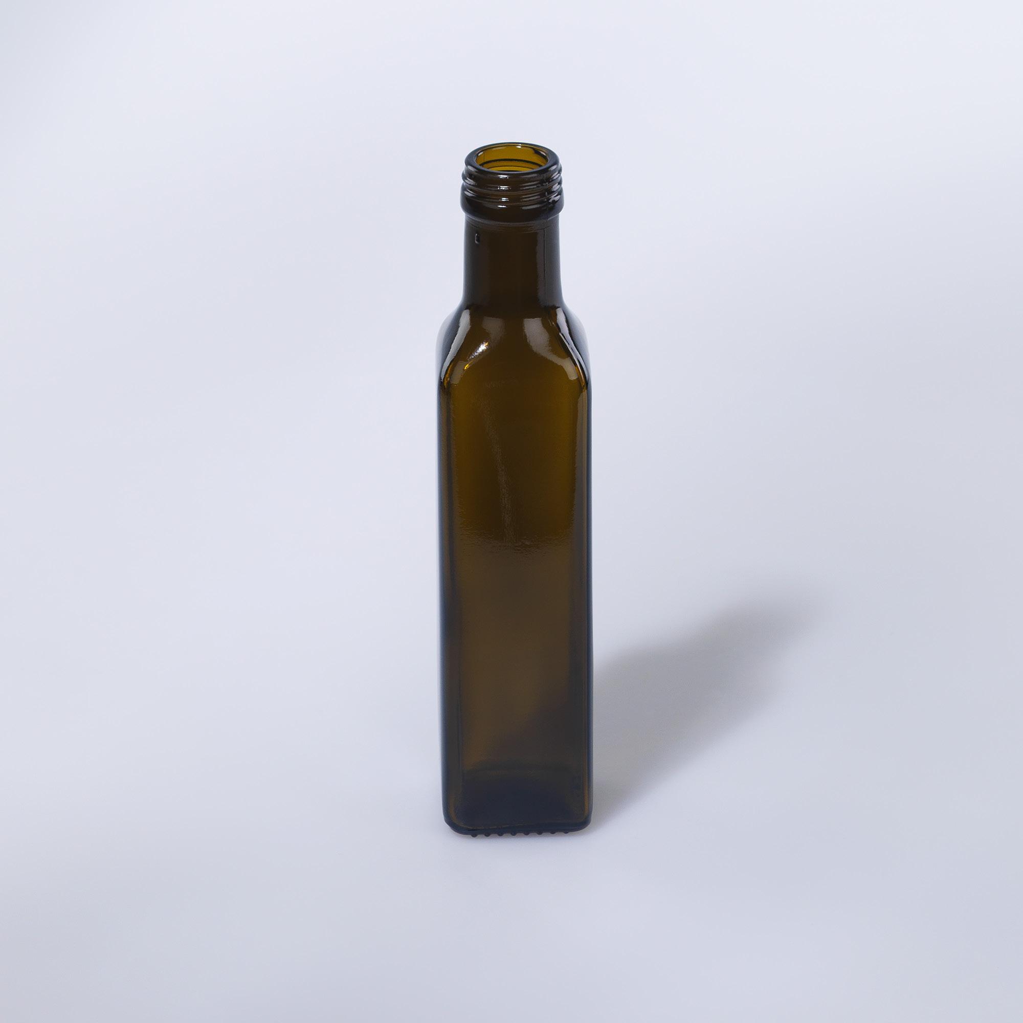 glasflasche f u00fcr  u00d6l maraska 250ml pp31 5